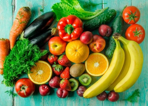 рацион здорового питания на месяц