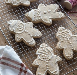 Gingerbread man cookies 5 of 6