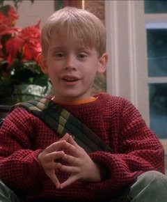 Kevin home alone