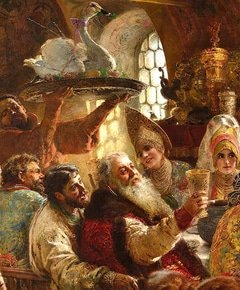 2880px a boyar wedding feast %28konstantin makovsky  1883%29 google cultural institute 0