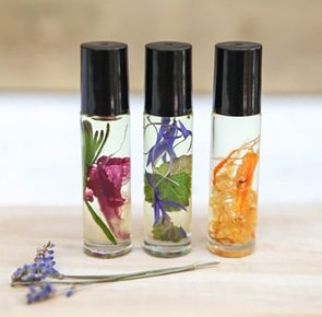 Botanical perfume recipe