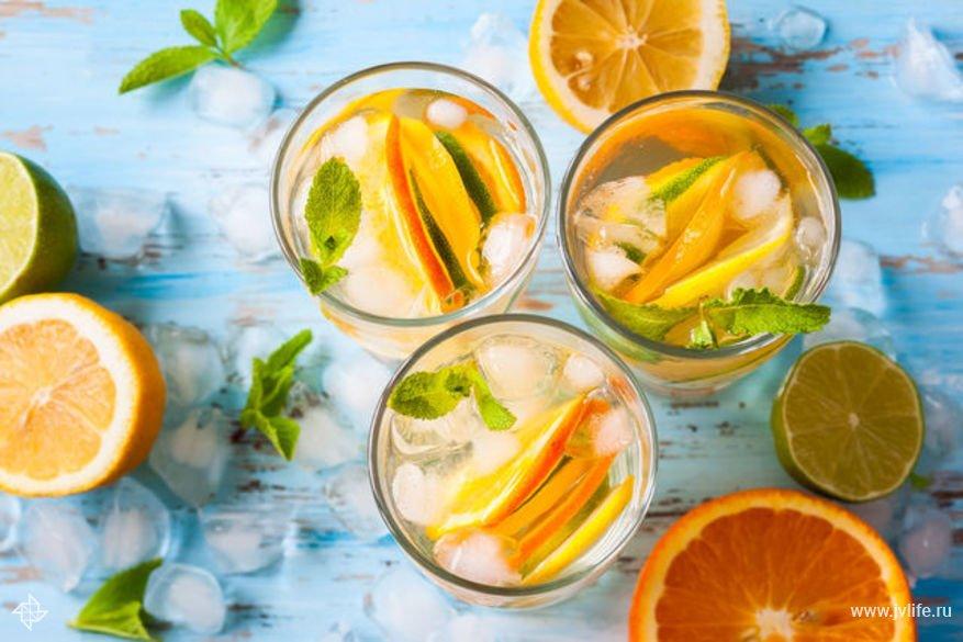 Вкусная прохлада: интересные рецепты летних напитков