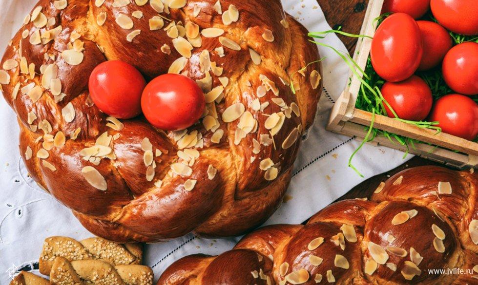Пасхальная пища: что приготовить к праздничному столу, Высоцкая Life