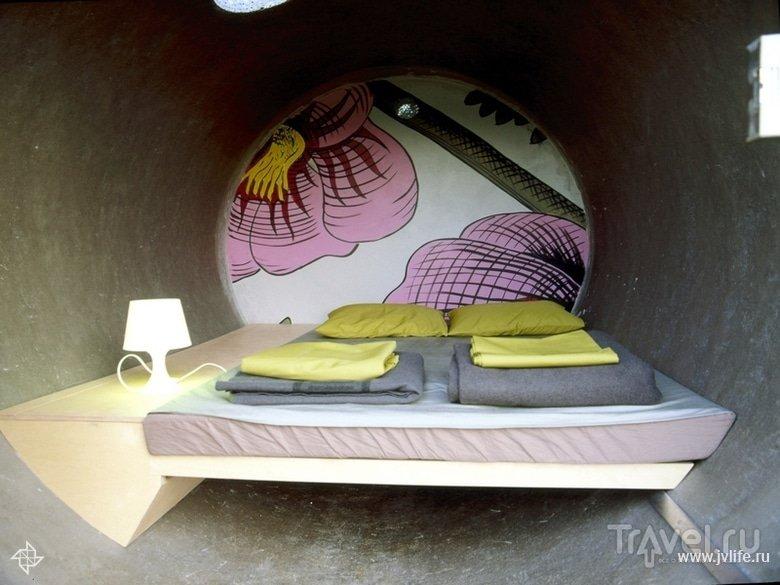 Dasparkhotel rose bedroom