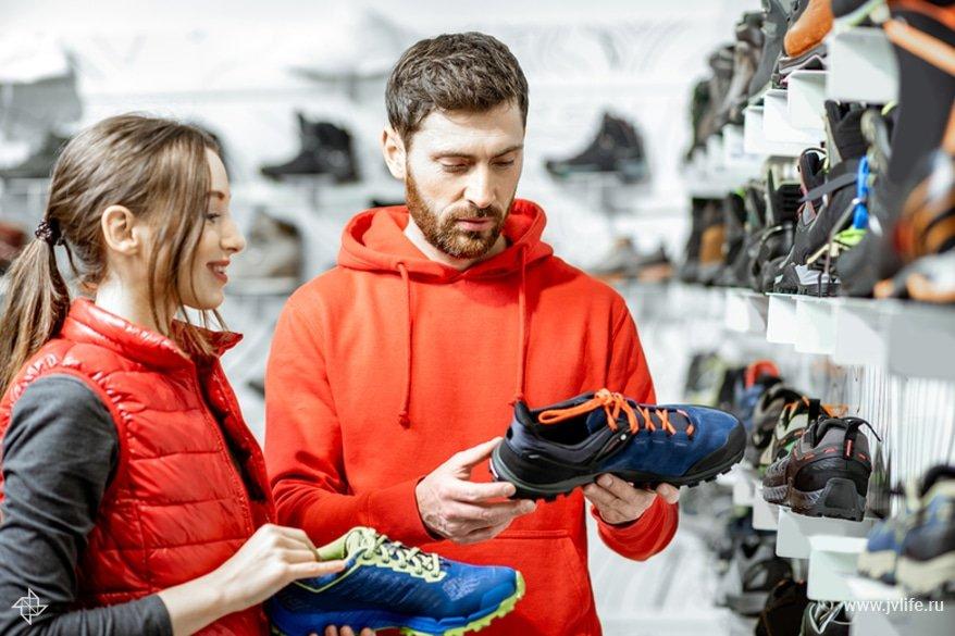 Кроссовки кроссовкам рознь: как выбрать спортивную обувь