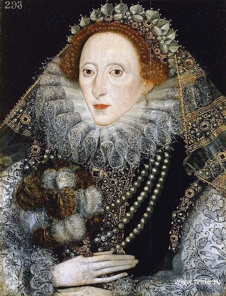 Elizabeth i of england %28royal collection%29