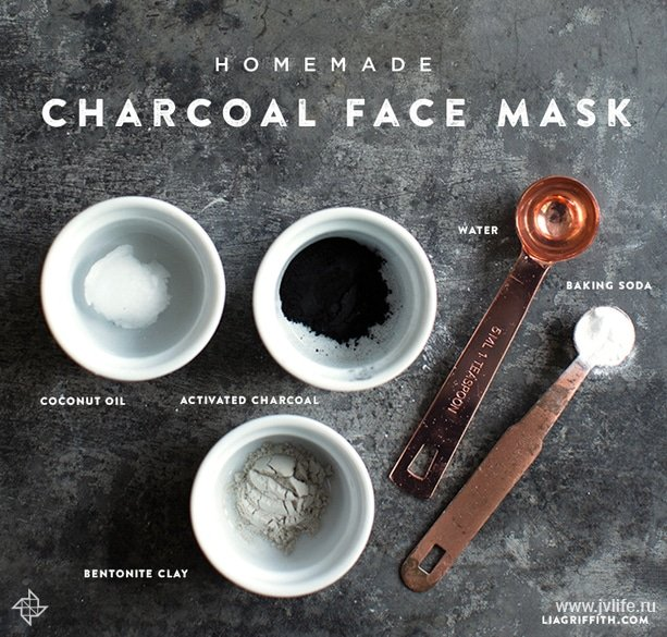 Charcoalfacemaskingredients1