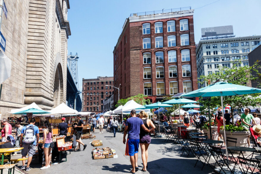 Brooklyn flea markets