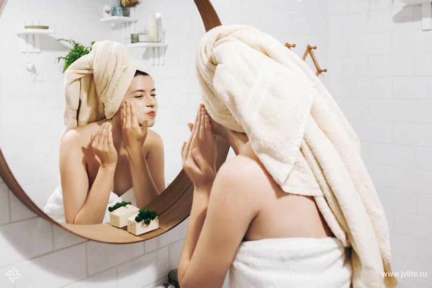 Новый тренд: «стеклянная» кожа