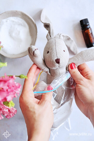 How to clean stuffed animals 3