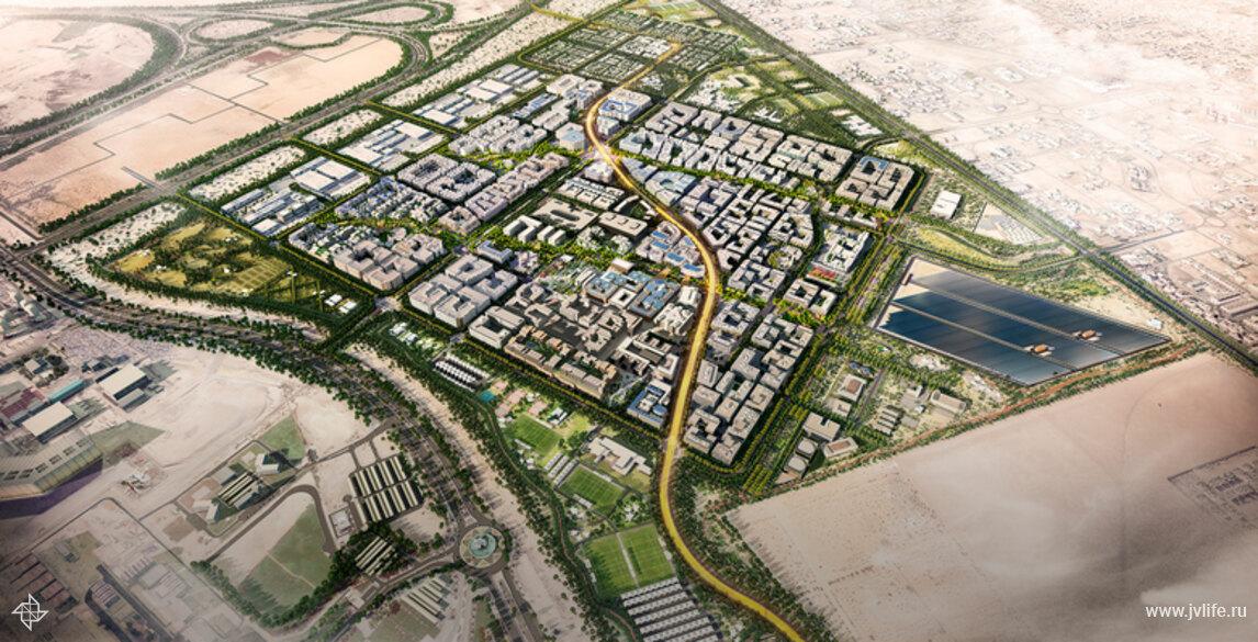 Masdar map img