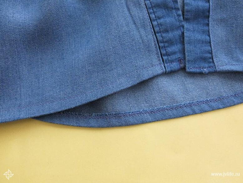 Ruffle shirt 12